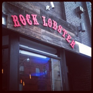 Rock Lobster Exterior