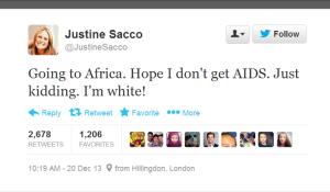 Justine-Sacco-AIDS-Africa
